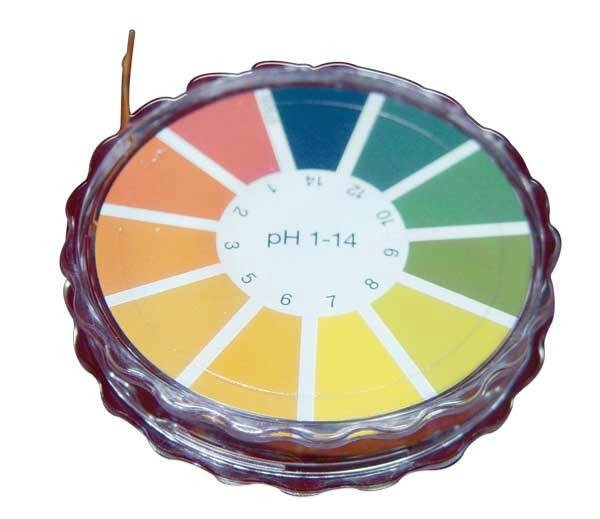 PH Indikatorpapier PH 1-14