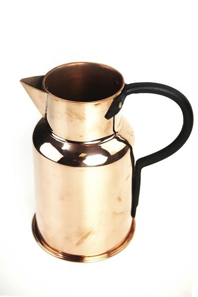 Pot en cuivre 1 litre  CopperGarden®