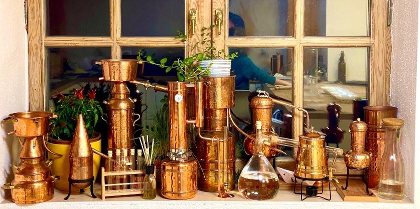 Meldefreie Destillen